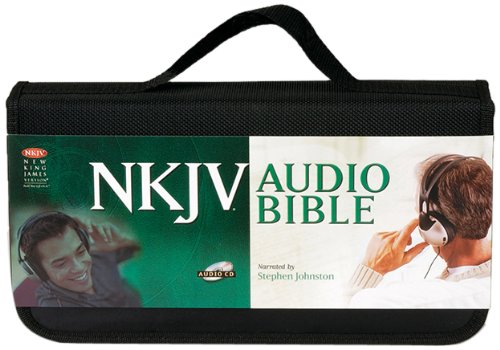 Audio Bible-NKJV by Hendrickson Publishers