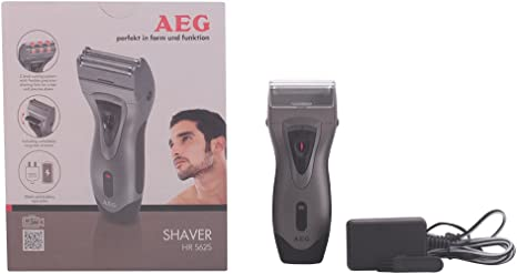 AEG HR 5625 - Máquina de afeitar de láminas flexibles y recorta ...