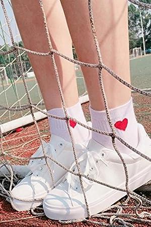 Generic 2つのペアのドレスJapanese夏キュートLady Love Inチューブソックス靴下学生