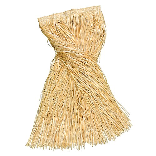 Bristol Novelty BA973 Plain Adult Grass Skirt,