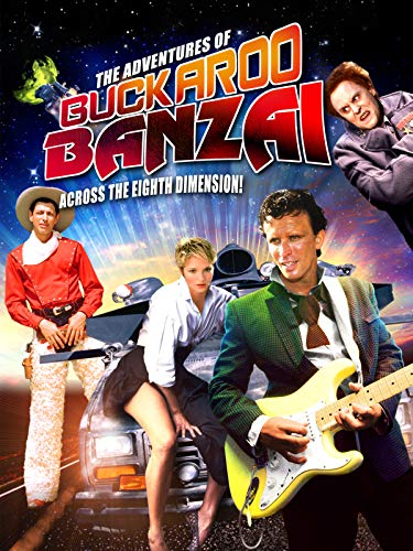DVD : The Adventures of Buckaroo Banzai