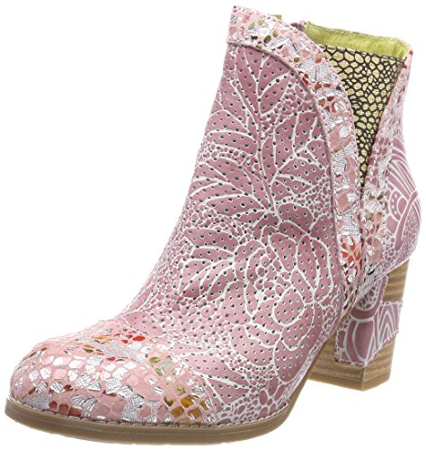 Laura Vita Women's Anna 138 Chelsea Boots Pink (Rose Rose) cheap low price discount latest collections yprng