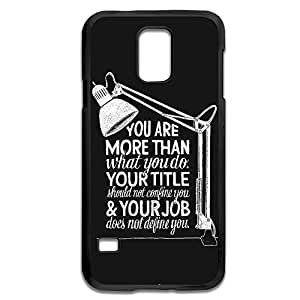 Samsung Galaxy S5 Cases More Than What Do Design Hard Back Cover Proctector Desgined By RRG2G
