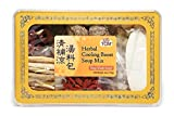 Herbal Cooling Boost Soup Mix Soup Base 清補涼湯料包 Ching bo leung Soup Made Easy! 3-4 Servings 6oz For Sale