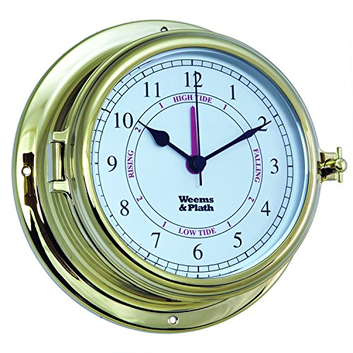 Weems and Plath Endurance II 135 Time and Tide Clock, - Plath Endurance Collection