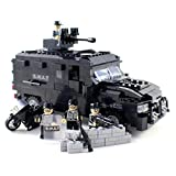 Police SWAT Truck with Motorcycle and Riot Gun - Best Reviews Guide