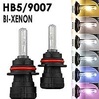 O-NEX BI-Xenon HID Bulbs 35W AC Dual Beam Hi/Lo H/L Headlight Replacement
