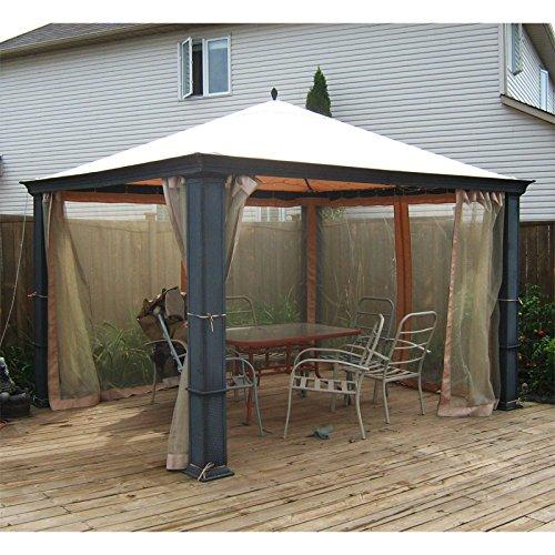 Kingston 10 X 12 Gazebo Replacement Canopy