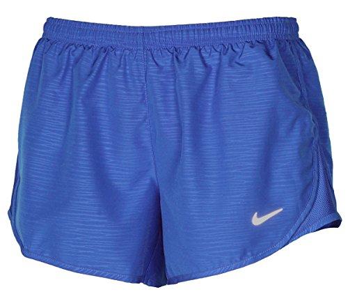 (NIKE Women's Embossed Running Shorts (Medium))