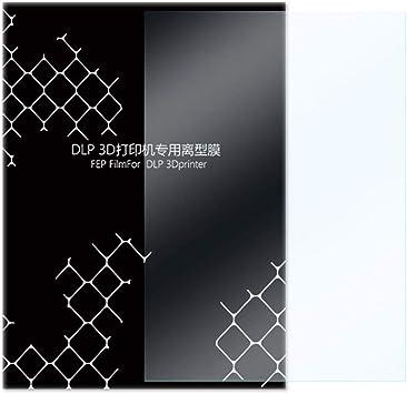 ROKOO Película de 140x200mm SLA/LCD FEP para la Impresora de la ...
