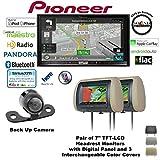 Pioneer AVIC-8100NEX In Dash Double Din 7