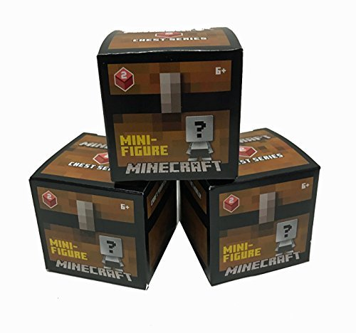 Minecraft Unlimited Mini Figure Chest Series 2 (3 Blind ()