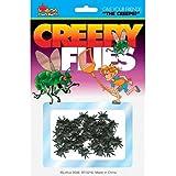 6 fausses mouches - fausse mouche insecte dégoutant - Farce et attrape cadeau