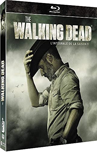 The Walking Dead - L'intégrale de la saison 9 [Francia] [Blu-ray]