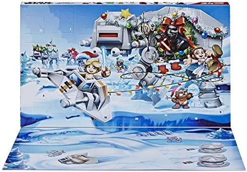 STAR WARS MICRO FORCE VEHICLES WAVE 1 LUKE WITH SNOW SPEEDER