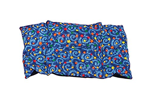 Weighted Wearables Medium Lap Lander Pillow - 9 x 18 inches - 4 pounds by Weighted Wearables