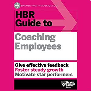 HBR Guide to Coaching Employees Audiobook