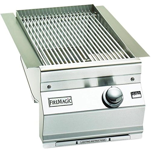 Fire Magic Propane Gas Built-in Searing Station/Side Burner 3287-1p