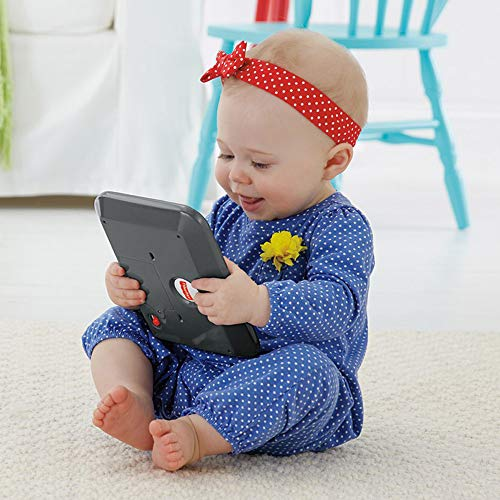 51ghKxpEXfL - Fisher-Price Laugh & Learn Smart Stages Tablet