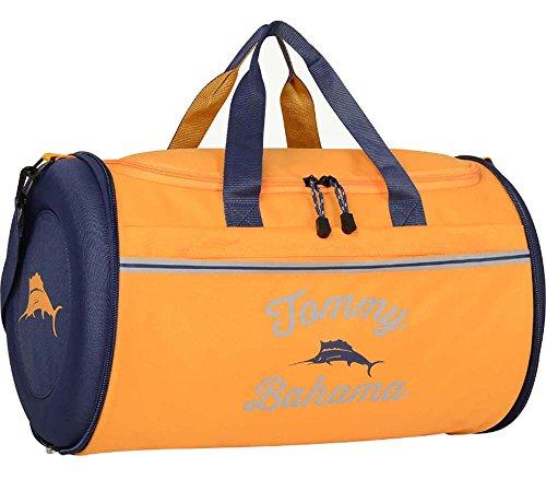 20 Inch Clamshell Radiant Yellow Duffle Bag (Bahama Tumbler)