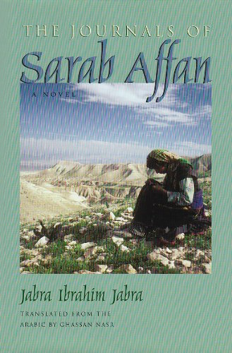Book cover for The Journals of Sarab Affan