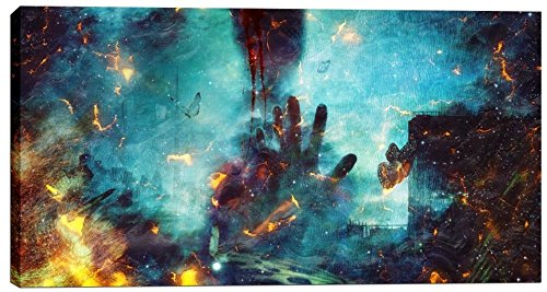 Cortesi Home Between Life & Death by Mario Sanchez Nevado, Giclee Canvas Wall Art, 20
