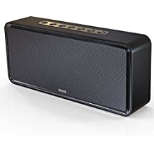DOSS SoundBox XL 32W Bluetooth Speakers, Dual-Driver Wireless Bluetooth Home Stereo Speaker with 20W HD Sound, 12W Subwoofer, Bold Bass, Long Playtime for Echo Dot, iPhone, Samsung, iPad, Gift Ideas