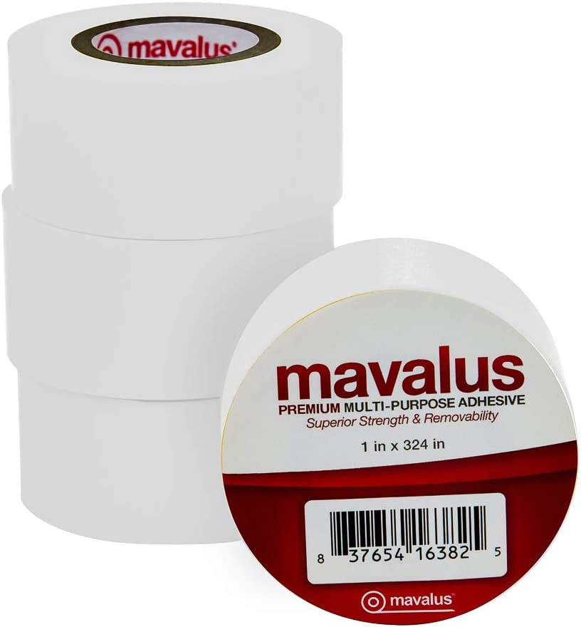 "Mavalus Tape 1"" Wide X 324"" 4-Pack"
