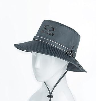 Sunny Sombrero para El Sol Hombre Verano Daqi Protección Solar Gorro De  Escalada (Color   67ed3ded6e0d