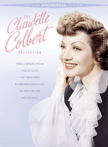 The Claudette Colbert Collection (Remastered, Full Frame, Subtitled, Dolby, Digipack Packaging)