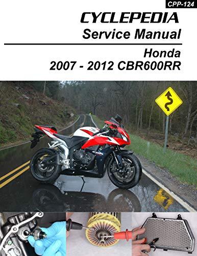 cbr600rr service manual - 8