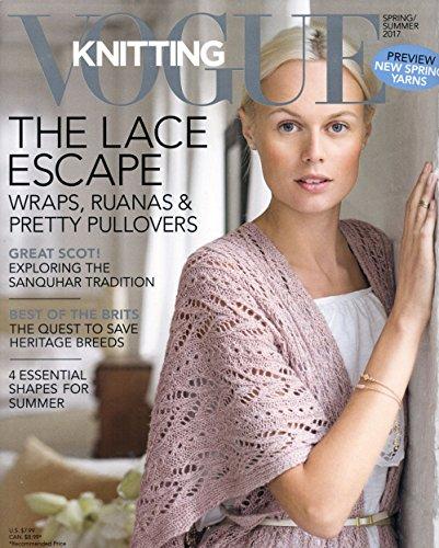 Vogue Knitting Spring Summer 2017 (Spring Knitting Vogue)