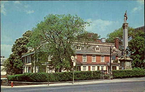 Philipse Manor Hall, Warburton Ave. Westchester County Yonkers, New York Original Vintage - County Yonkers