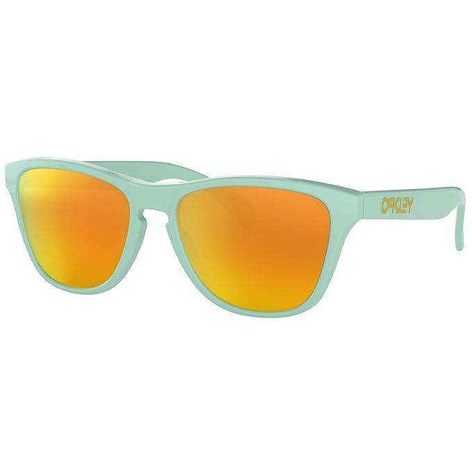 Oakley Frogskins, Gafas de Sol para Hombre, Azul, 53: Amazon.es: Ropa y accesorios