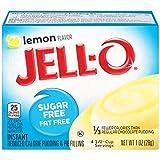 jello lemon pie filling - JELL-O Instant Lemon Pudding & Pie Filling (1 oz Boxes, Pack of 6)