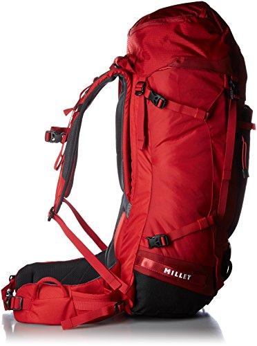 Millet Peuterey Integral–Mochila de alpinismo para hombre rojo