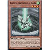 Yu-Gi-Oh! - Lightning, Dragon Ruler of Drafts (LTGY-EN098) - Lord of the Tachyon Galaxy - 1st Edition - Common