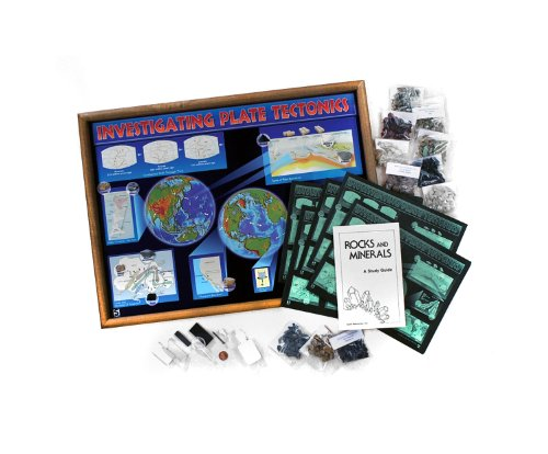 American Educational Investigating Plate Tectonics Classroom Project