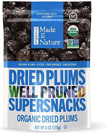 Made in Nature Dried Plums