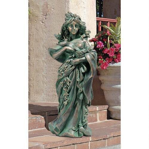 Mother Nature Statue Design Mother Nature Statue Garden Statue