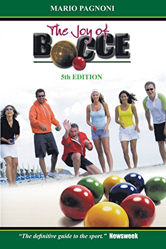Bocce Book - The Joy of Bocce