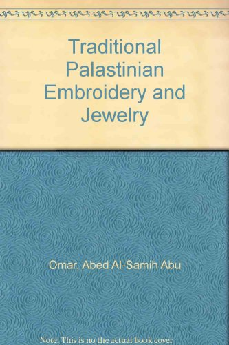Traditional Palastinian Embroidery and Jewelry