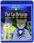 Cover Image for 'The Cat Returns (2-Disc Blu-ray + DVD Combo Pack)'