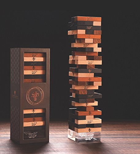 Jenga ART02901-JP Hardwood Game by Jenga