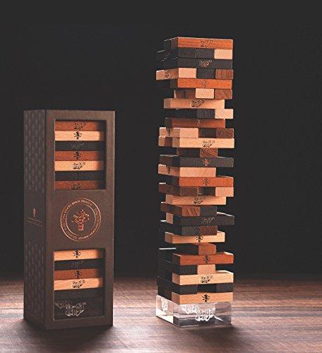 Jenga Premium Hardwood Game by Jenga