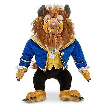 Disney Store Beauty and The Beast Large/Jumbo 23