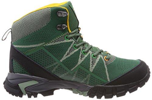 CMP Tauri, Stivali da Escursionismo Alti Donna Verde (Abete)