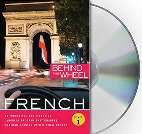 Behind the Wheel - French 1 (Quick Study Academics French)