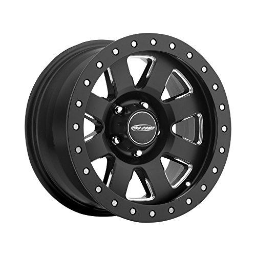 Pro Alloys Comp Xtreme (Pro Comp Wheels 5184-7973 Xtreme Alloys Series 5184 Matte Black Finish)