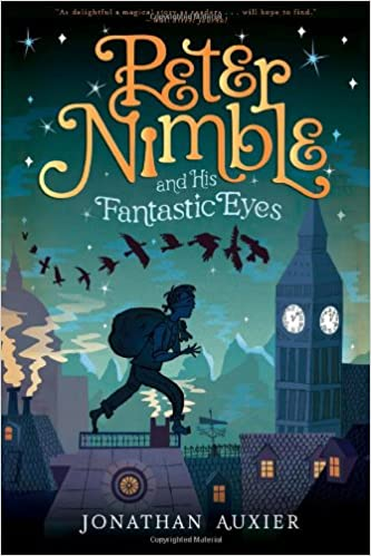 Image result for peter nimble book cover